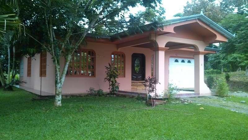 En venta casa de 3 dormitorios 1 bao bonita zona rural lindo lote p rez zeled n costa - Venta de apartamentos en la costa ...
